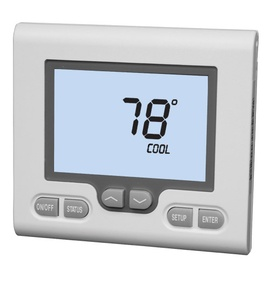 1H/1C Zoning Thermostat