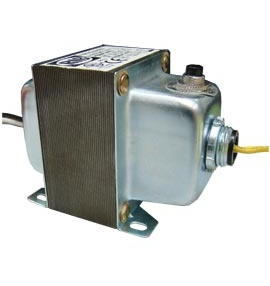 480/240/208/120 Primary 24V Secondary 75VA Transformer with Circuit Breaker