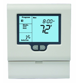 Specified Comfort Thermostat (Zoning Stat)