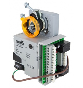Modulating Commercial Zone Damper Kit (Includes Actuator, Actuator Board and Sensor)